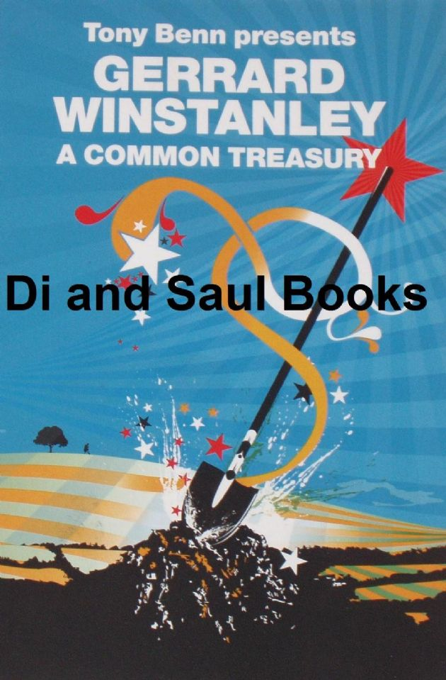 A Common Treasury, by Gerrard Winstanley, with a foreword by Tony Benn
